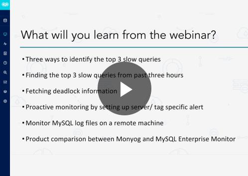 Webinar - MySQL Performance Tuning
