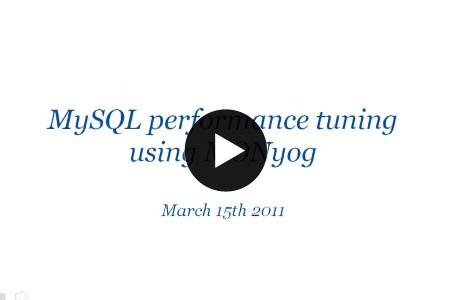 Monyog MySQL monitoring tool webinar - Part 1