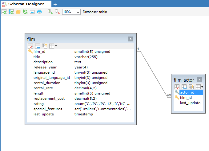 SQLyog Screenshots   Features, Images, and Examples