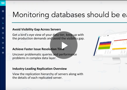 Webinar - Database Performance Tuning and Optimization