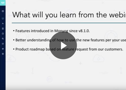 What's New in Monyog & Roadmap Update